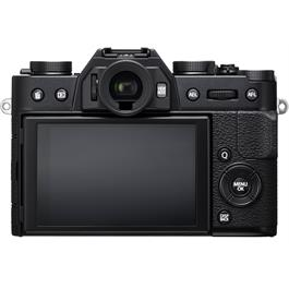 Fujifilm X-T20 Black Back
