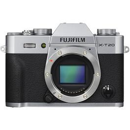 Fujifilm X-T20 Mirrorless Digital Camera Body - Silver thumbnail