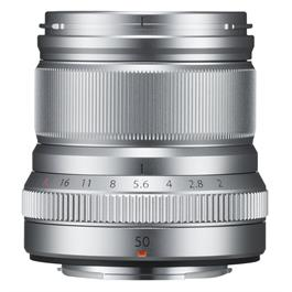 Fujifilm XF 50mm f/2.0 Silver Side