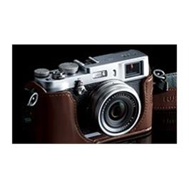 Fujifilm Leather Case LC-X100F For X100F - Black Thumbnail Image 1