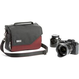 Mirrorless Mover 20 Deep Red Shoulder Bag
