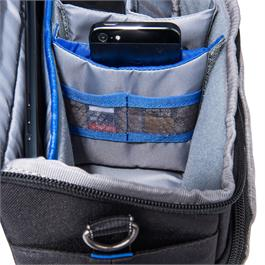 Mirrorless Mover 25i Pewter Shoulder Bag