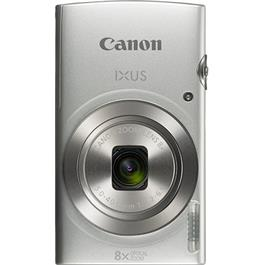 Canon IXUS 185 Silver Front