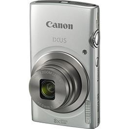 Canon IXUS 185 Compact Digital Camera - Silver thumbnail