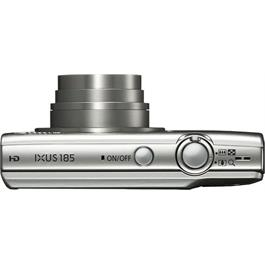 Canon IXUS 185 Silver Top with Zoom