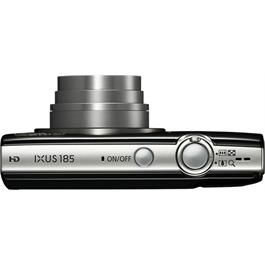 Canon IXUS 185 Black Top with Zoom