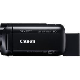 Canon Legria HF R86 Side