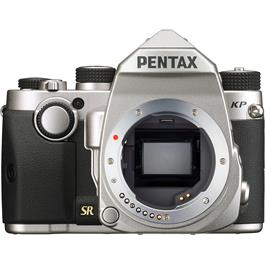 Pentax KP Digital SLR Camera Body - Silver thumbnail