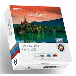 Cokin P Series Landscape Graduated Filter Kit (H300-06) thumbnail