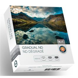 Cokin P Series Gradual Neutral Density Filter Kit (H300-02) thumbnail