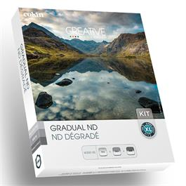 Cokin X-Pro Series Gradual Neutral Density Filter Kit (W300-02) thumbnail