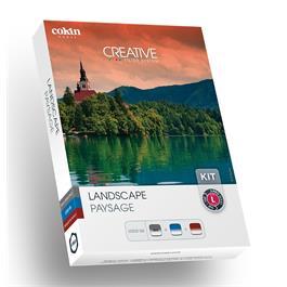 Cokin Z-Pro Series Landscape Graduated Filter Kit (U300-06) thumbnail