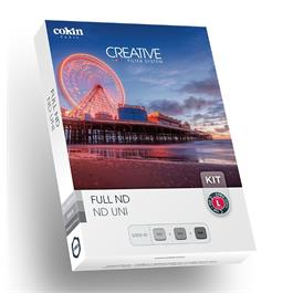 Cokin Z-Pro Series Full Neutral Density Filter Kit (U300-01) thumbnail