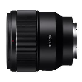 Sony FE 85mm lens  f/1.8 E-Mount Mid-Telephoto Prime Thumbnail Image 2