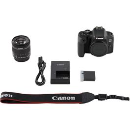 Canon EOS 800D 18-55 Kit Accessories