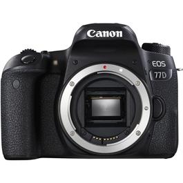 Canon EOS 77D Digital SLR Camera Body thumbnail