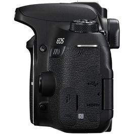 Canon EOS 77D Body Left