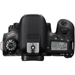 Canon EOS 77D Body Top