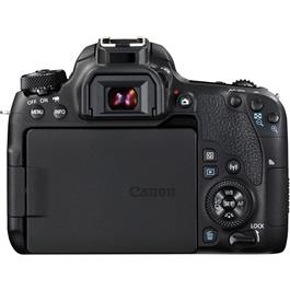 Canon EOS 77D 18-135 Kit Back Screen Closed