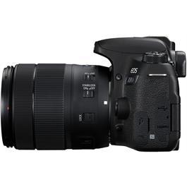 Canon EOS 77D 18-135 Kit Left
