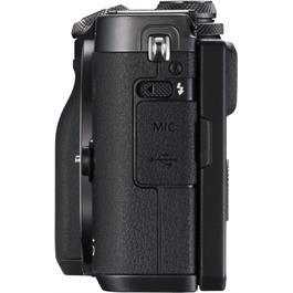 Canon EOS M6 Black Left
