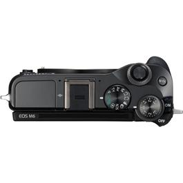 Canon EOS M6 Black Top