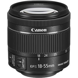 Canon EF-S 18-55mm f/4-5.6 IS STM Zoom Lens thumbnail