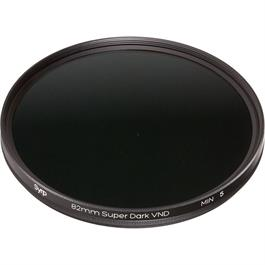 Syrp Super Dark Variable ND Filter Kit Large (72/77/82mm) thumbnail