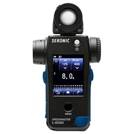 Sekonic L-858D Speedmaster Light Meter thumbnail