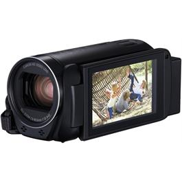 Canon Legria HF R88 Front Angle with Screen