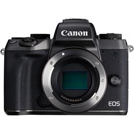 Canon EOS M5 Body Only Mirrorless Camera inc. EF-EOS M adapter thumbnail