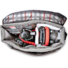 Manfrotto Windsor Medium Messenger Bag Top Filled