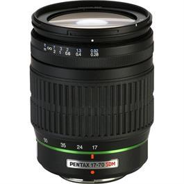 HD Pentax-DA 15mm f/4 ED AL Limited Lens - Black thumbnail