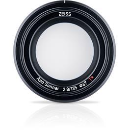 Zeiss Batis 135mm f/2.8 E Mount Front