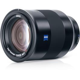 Zeiss Batis 135mm f/2.8 E Mount Front Angle
