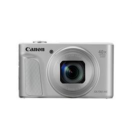 Canon PowerShot SX730 HS Compact Digital Camera - Silver thumbnail