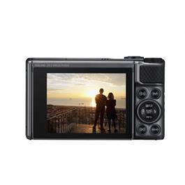 Canon PowerShot SX730 HS Black Compact Camera Thumbnail Image 3