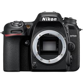 Nikon D7500 Digital SLR Camera Body Only thumbnail