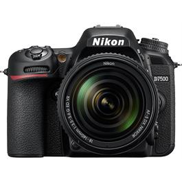 Nikon D7500 DSLR Camera + 18-140mm Lens Kit thumbnail
