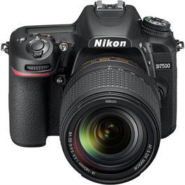 Nikon D7500 DSLR Camera + 18-140mm Lens Kit Thumbnail Image 2