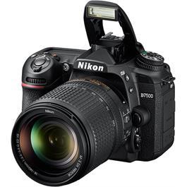 Nikon D7500 DSLR Camera + 18-140mm Lens Kit Thumbnail Image 7