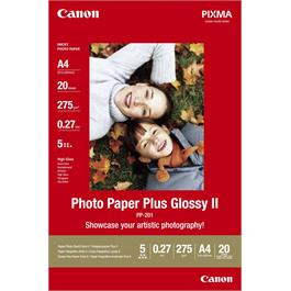 Canon PP-201 A4 Plus Glossy II Photo Paper thumbnail