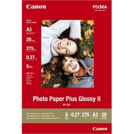 Canon PP-201 A3 Plus Glossy II Photo Paper thumbnail