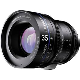 Schneider Xenon FF 35mm T2.1 Lens with PL Mount (Feet) thumbnail