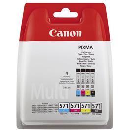Canon CLI-571 Multipack Thumbnail Image 0
