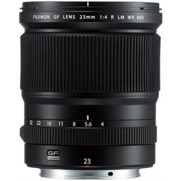 Fujifilm GF 23mm f4 R LM WR Medium Format Wide Angle Lens thumbnail