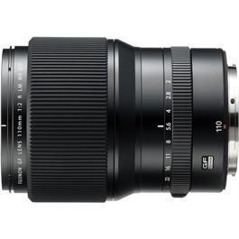 Fujifilm GF 110mm f/2 R LM WR G-Mount Lens Thumbnail Image 1