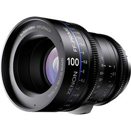 Schneider Xenon FF 100mm T2.1 Lens with Canon EF Mount (Feet) thumbnail