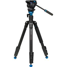 Benro Aero4 Travel Angel Video Tripod Kit thumbnail
