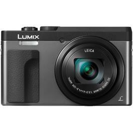 Panasonic Lumix TZ90 Silver Compact Camera thumbnail